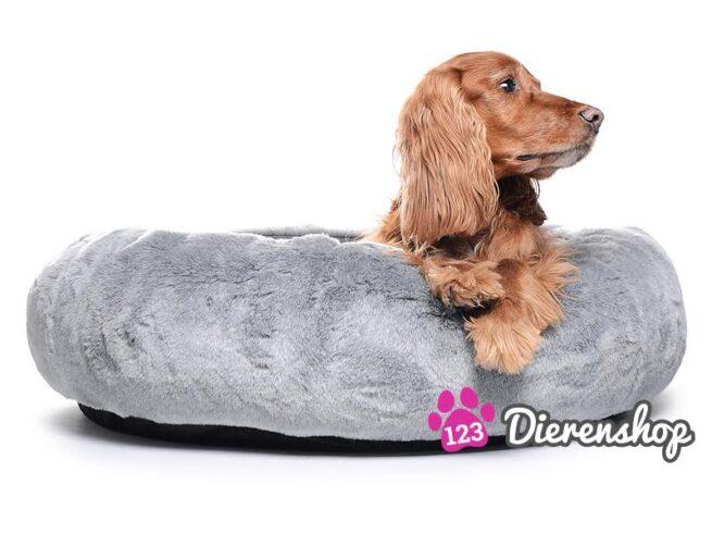 Hondenmand Eskimo Dream Fur Grijs 90 cm-0