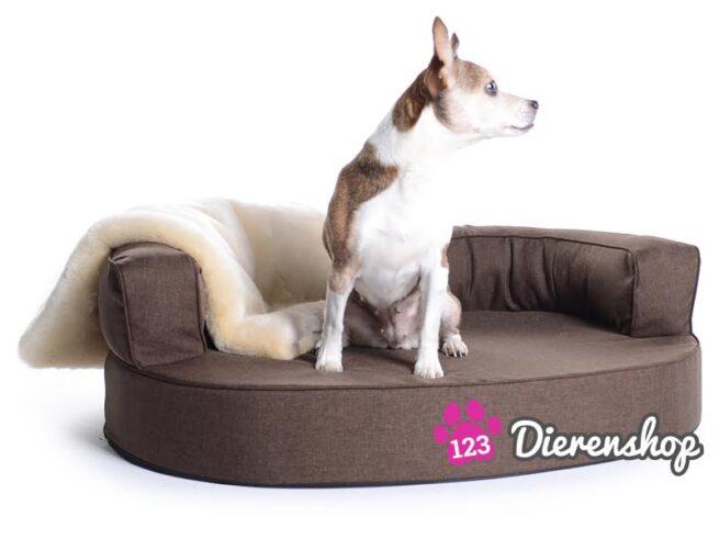 Hondenmand Magic Dream Bruin 90 cm-0