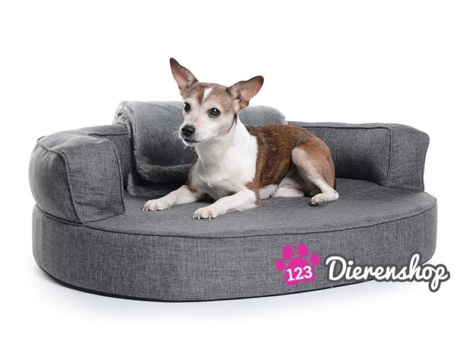 Hondenmand Magic Dream Grijs 110 cm-0