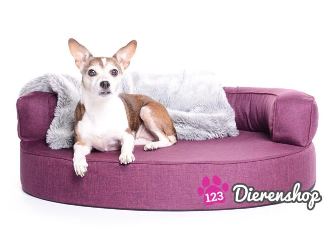 Hondenmand Magic Dream Violet 130 cm-0