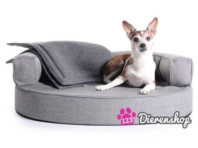 Hondenmand Magic Dream Zilver 130 cm-0
