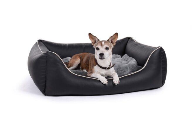 Hondenmand Ultimate Dream Zwart-0