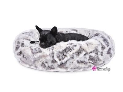 Hondenmand Eskimo Dream Fur Bruin / Crème-20239