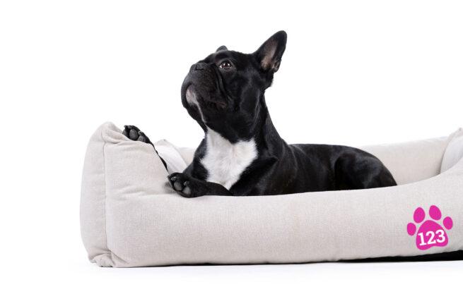Hondenmand Comfort Dream Crème-14863