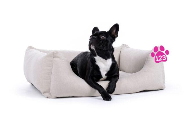 Hondenmand Comfort Dream Crème-14862