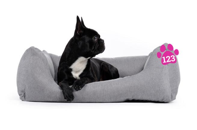 Hondenmand Comfort Dream Zilver-14864