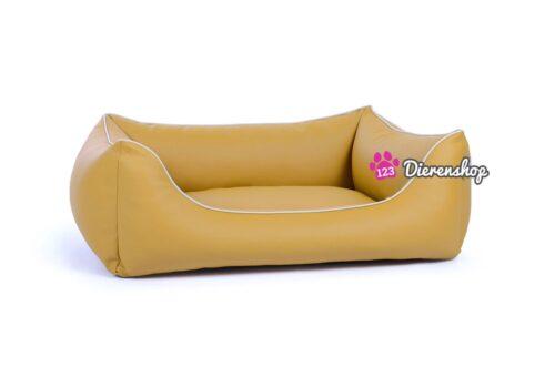 Hondenmand Ultimate Dream Geel 130 cm-0