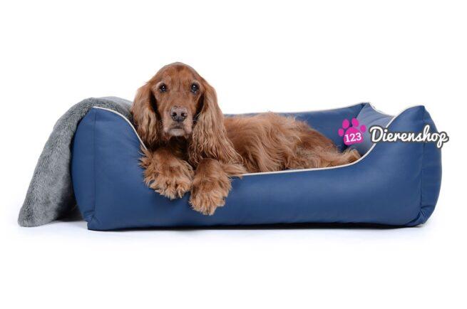Hondenmand Ultimate Dream Blauw 130 cm-0