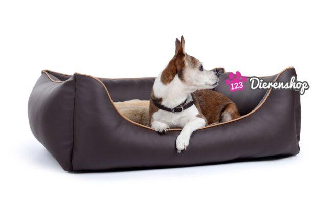 Hondenmand Ultimate Dream Bruin 90 cm-0