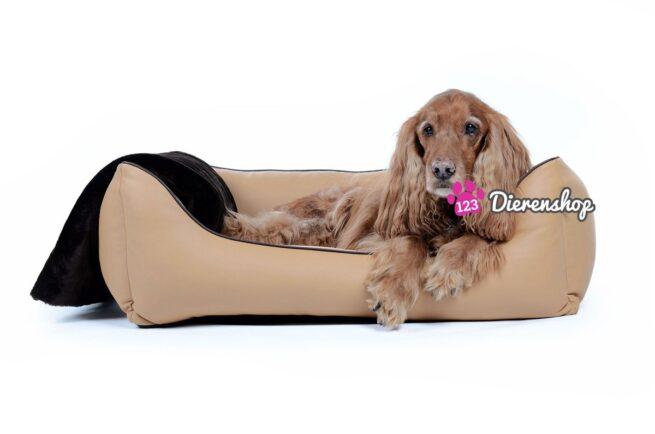 Hondenmand Ultimate Dream Lichtbruin 130 cm-0