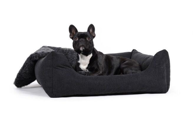 Hondenmand Comfort Dream Zwart-0