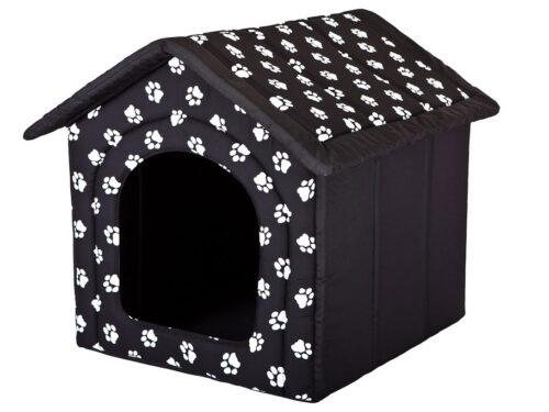 Hondenhuisje My Paw Zwart-0