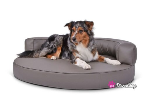 Hondenmand Magic Dream Taupe PU-Leder-0