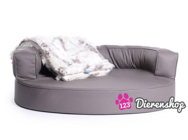 Hondenmand Magic Dream Taupe PU-Leder-15120