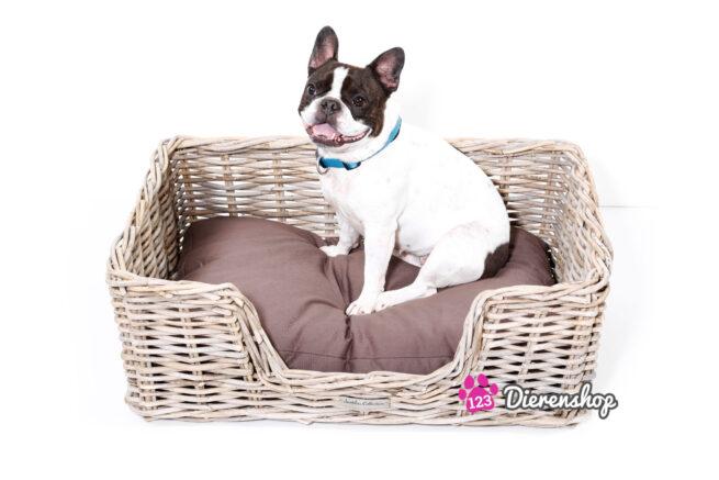 Hondenmand Rotan Basket-15414