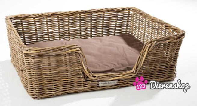Hondenmand Rotan Basket 60 cm-0