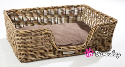 Hondenmand Rotan Basket 80 cm-0
