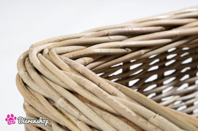 Hondenmand Rotan Basket-15415