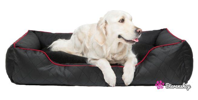 Hondenmand Indira Perfect Zwart Rood 125 cm-0