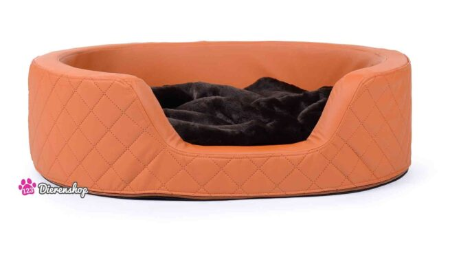 Hondenmand Solatium Deluxe Terracotta 100 cm-0