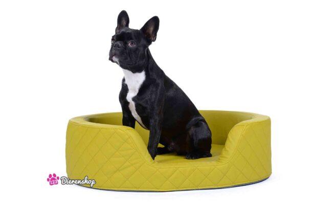 Hondenmand Solatium Deluxe Kiwigroen 100 cm-0