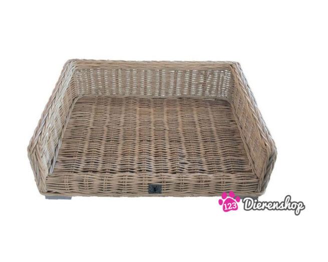 Hondenmand Rotan Bed Boony Est 1941 85 cm-0