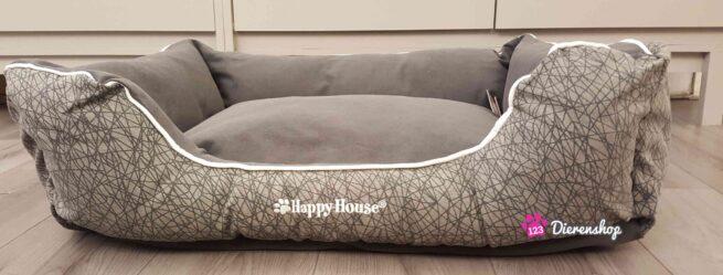 Hondenmand Happy House Casual Living Grijs 95 cm-0