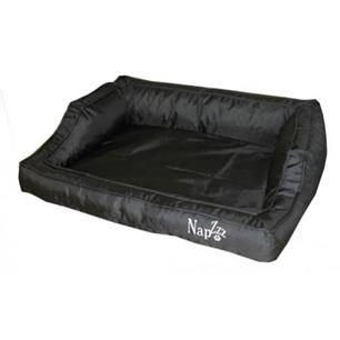 Hondenmand Napzzz Loungebed Oxford Zwart-0