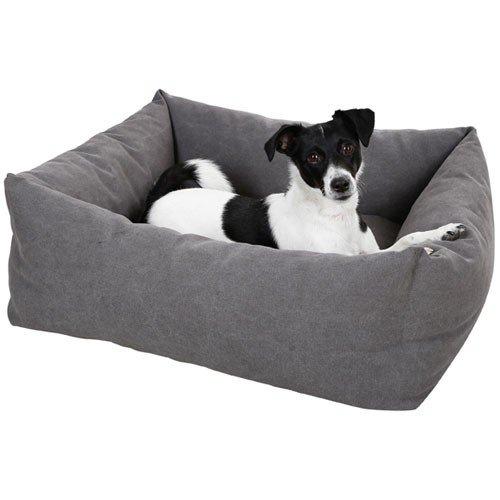 Hondenmand Lucca Grijs-0