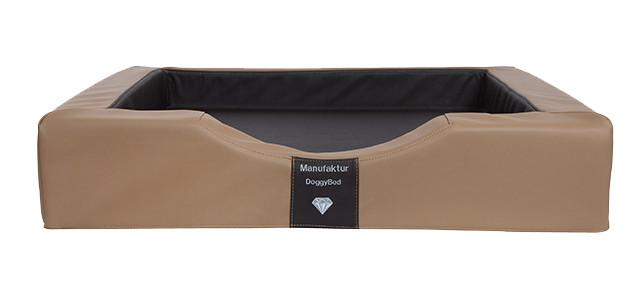 Orthopedische hondenmand Gelax Compact Style Nougat Bruin 80 cm-16809