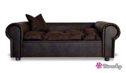 Hondenbank Colombo Bruin XL-0