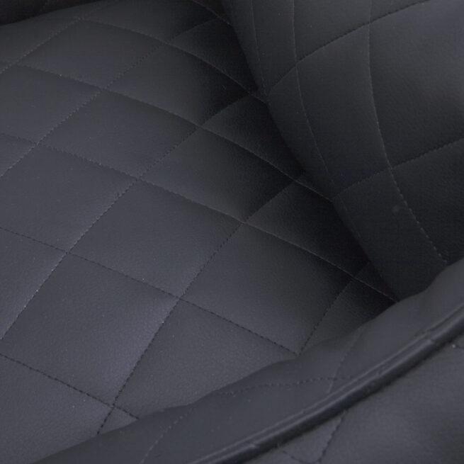 Geen categorie Hondenmand Eco Leather Zwart 100 cm
