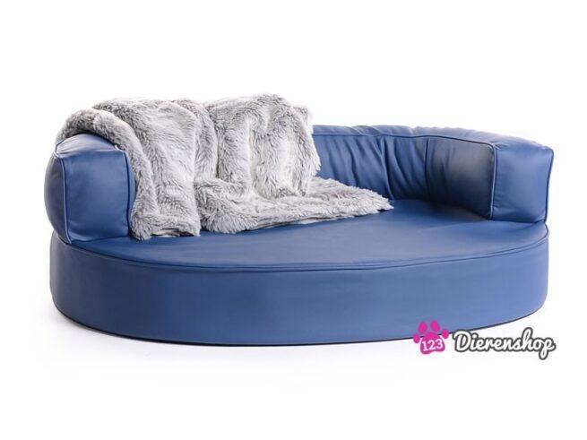 Hondenmand Magic Dream Blauw PU-Leder-18843