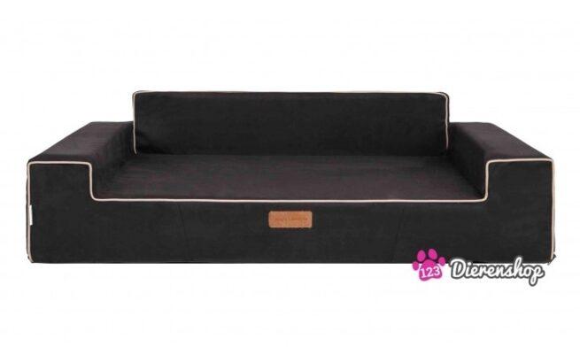 Hondensofa Elegance Zwart 80 cm-0