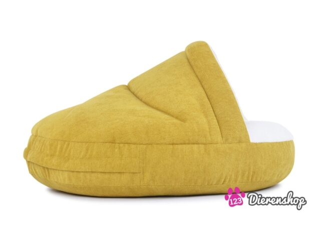 Hondenmand Snuggle Cave Deluxe Kiwi-18886