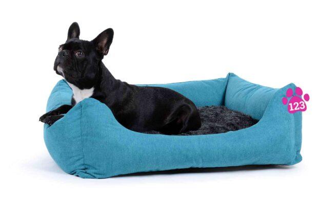 Hondenmand Comfort Dream Turquoise-17322