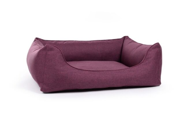 Hondenmand Soft Dream Deluxe Violet-20152
