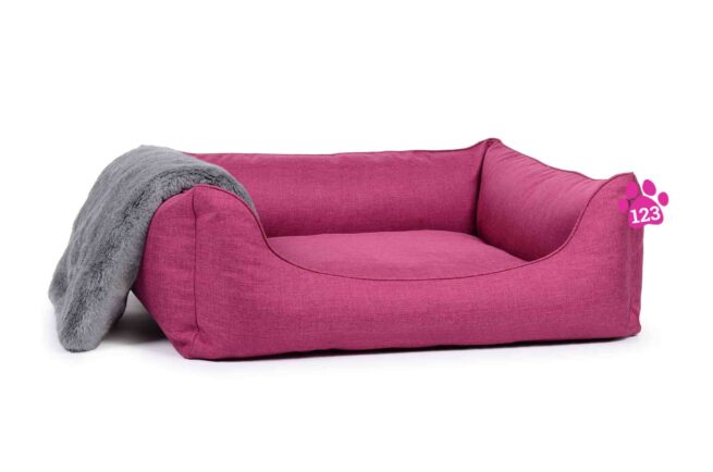 Hondenmand Soft Dream Deluxe Pink-17340
