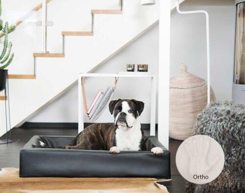Hondenmand Bia Bed Orthopedisch Zwart