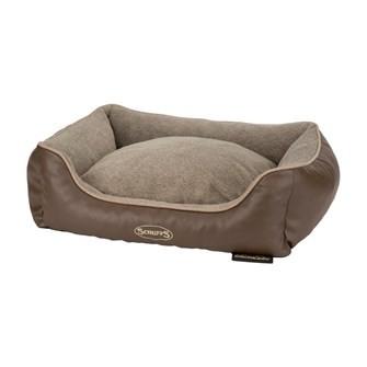 Orthopedische hondenmand Scruffs Chateau Latte 60 cm-0