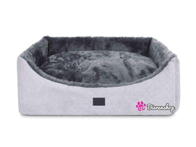 Hondenmand Eskimo Deluxe Zilver Antraciet-17740