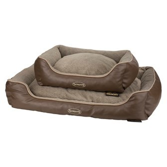 Orthopedische hondenmand Chateau Scruffs-17830