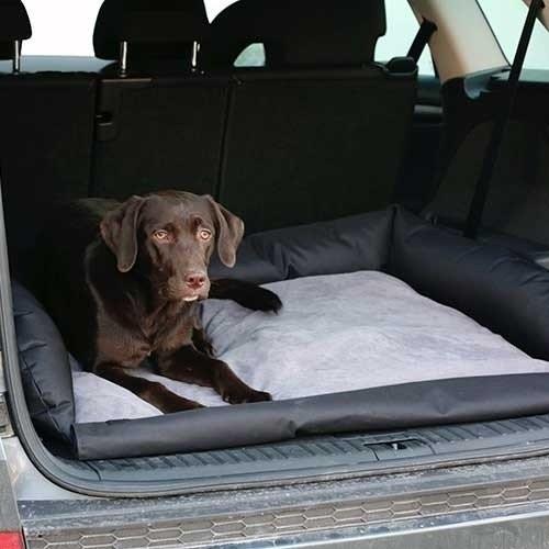 Hondenmand Auto 80 cm-17946