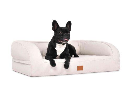 Hondenmand Lounge Creme-0