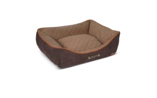 Hondenmand Scruffs Thermal Box Bed Bruin 50 cm-0
