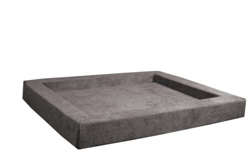 Hondenmand Supersoft Rechthoek Taupe-0