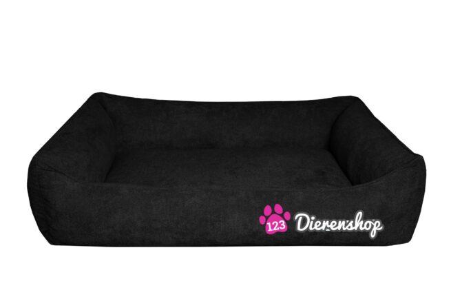 Hondenmand Supersoft Zwart 80 cm-0