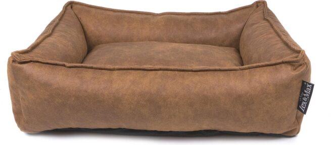 Hondenmand Hondenmand Alaska Eco-Leather Cognac