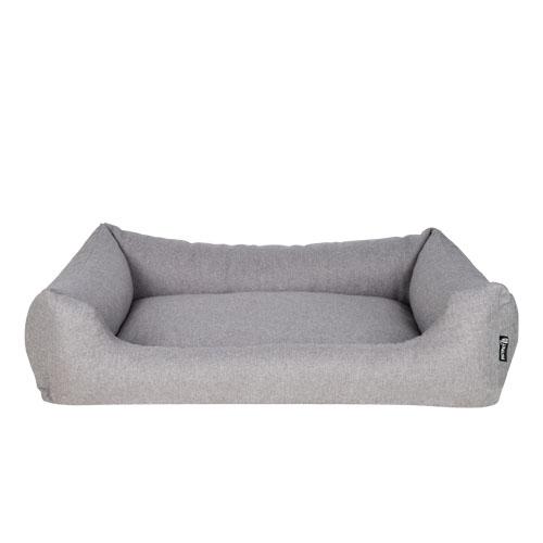 Rebel Pets Hondenmand District70 classic box bed Shark Grey 100cm
