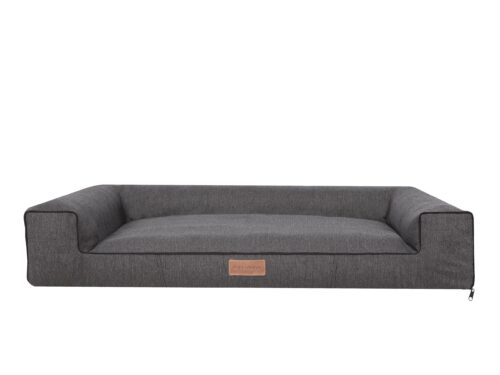 Dog's Lifestyle Hondenmand Lounge Bed Inari Antraciet